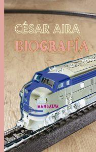 biografía, aquejado por los espamos de su carrera laboral. César Aira
