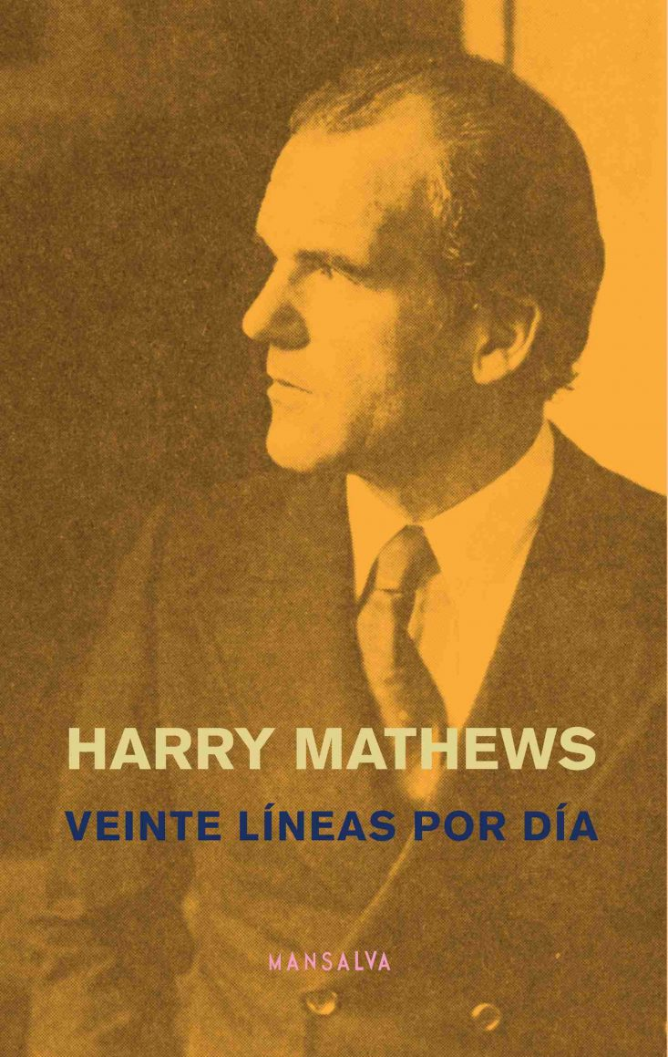 harry mathews