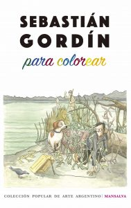 Sebastián Gordín para colorear