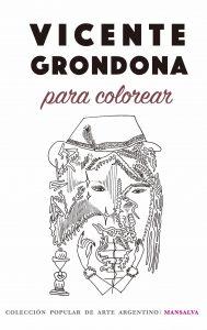 Vicente Grondona para colorear
